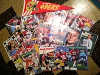 49ers SI Mags Lot! Rockford