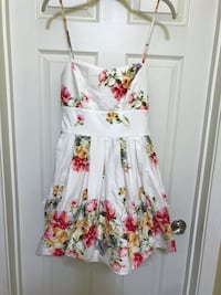 Party floral dress, size 8 Silver Spring, 20904