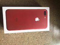 Apple iPhone 7 Plus ( RED EDITION) 128gb factory unlocked nego  Montréal, H8S 1P9