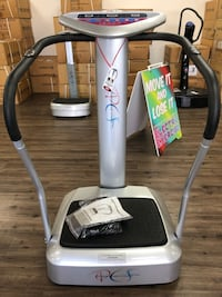 Vibration Trainer, doctor recommended.