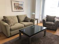 Remarkable Used Fabulous Futon For Sale In New York Letgo Theyellowbook Wood Chair Design Ideas Theyellowbookinfo