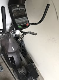 black and gray elliptical trainer Calgary, T3J
