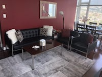 1 Living Room Sofa, 2 Chairs, 2 Accent Tables Coquitlam, V3B 0G2
