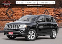 2011 Jeep Compass 4X4 | North Edition | Accident Free | AS IS Toronto