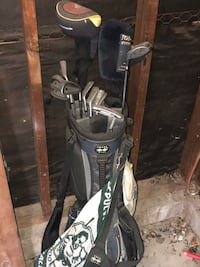 black and gray golf bag Thousand Oaks, 91361