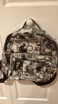 brown and black camouflage backpack Alexandria, 22310