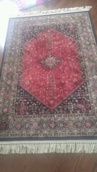 Beluchi Belgian Rug Carpet 5.7'x4' or 1.2x1.7 meters 705 km