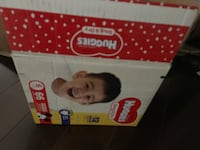 Size 6 Huggies diapers  Edmonton, T6T 0T1