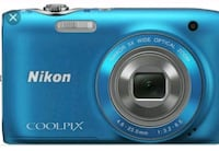 NIKON COOLPIX 3100 14MP 5X ZOOM DIGITAL CAMERA