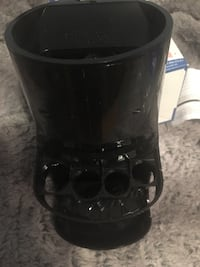 black and gray ceramic mug Red Bank, 07701