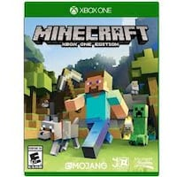 Minecraft Xbox One game  WESTSACRAMENTO