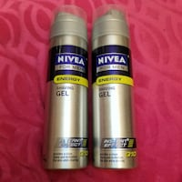 Mens Nivea Energy Shave Gel