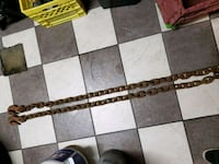 10 foot tow chain with hooks Calgary, T2J 0S2