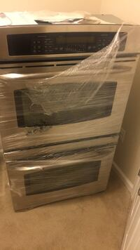 GE Double Oven Stainless Steal Owings Mills, 21117