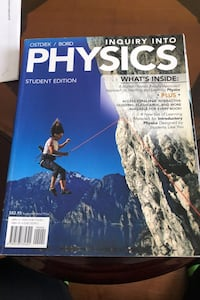 Inquiry into physics + cousemate never used Toronto, M9W 2A3
