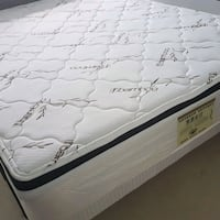 Queen size mattress and box spring. Markham, L3T 5J8