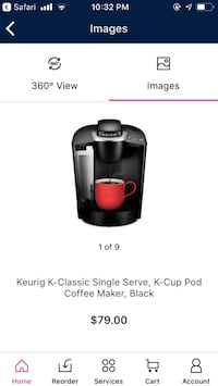 used keurig coffe maker Clinton, 39056