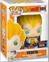 Vegeta - NYCC exclusive