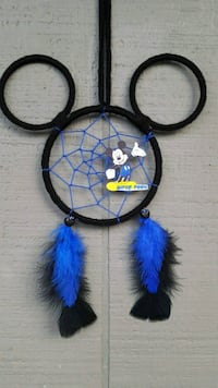 Mickey mouse dreamcatcher Olympia