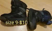 Boots size 9 Cornwall, K6H 2H1