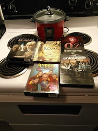 DVD series set's.