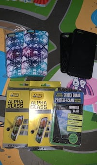 Otter Box iPhone 8 and 6splus cases