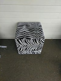 I have to zebra ottomans Newark, 43055