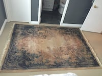 Large size area rug made in Egypt Pickering, L1V 5L8
