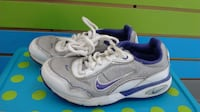 (301A) Girl's Sneakers NIKE Size 12