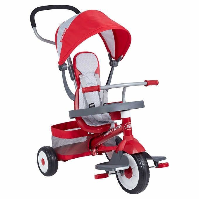 Radio Flyer 4-in-1 Stroll 'N Trike - FREE DELIVERY! 170ea3f8-4e2d-49fa-8ed5-55d2159d4bcd