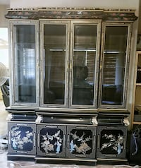 Rare Antique China Cabinet - Mother Pearl Las Vegas, 89146