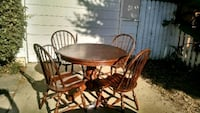 Dining table w/ 4 chairs Oceanside, 92054