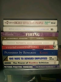 Books on management and related areas Loma Linda, 92354