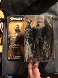 Mcfarlane Toys Wings of Redemption Spawn  New York, 10036