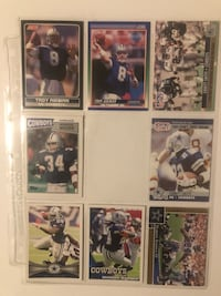 5 Dallas Cowboys rookie cards  Citrus Heights, 95610