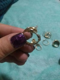 Sz 7 ring with dolphins.