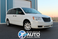 2008 Chrysler Town & Country LX *CARFAX *Super CLEAN  Tulsa