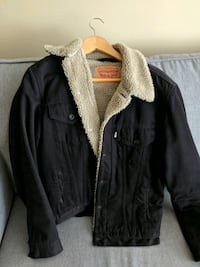 black and brown zip-up jacket Mississauga, L4Z 3S7