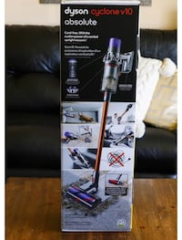 Dyson v10 absolute vacuum brand new never open Germantown, 20876