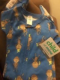Various brand new with tags baby clothes. Various prices cheaper that store prices Winnipeg, R2Y 0R2
