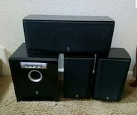 Yamaha Surround Sound Systems San Jose, 95116