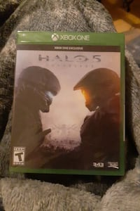 Unopened copy of halo 5