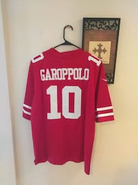 Garoppolo red Lrg Concord, 94520