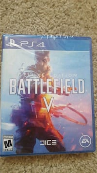 Battlefield V Deluxe Edition - PS4 - Brand new Rocky Hill, 06067