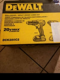 Dewalt 20v max Houston, 77061
