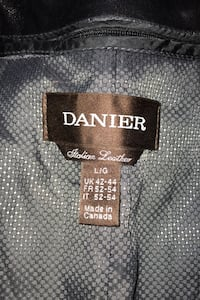 Danier Men's Leather Jacket Barrie, L4N 5M8