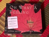 New Oh What a Feeling Canadian music 4 CD box set Toronto, M2M 0B1