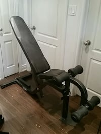 Incline/Decline Workout Bench Toronto