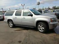 2012 Chevrolet Suburban LTZ Houston