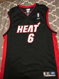 James Jones heat jersey Surrey, V3T 1Z8